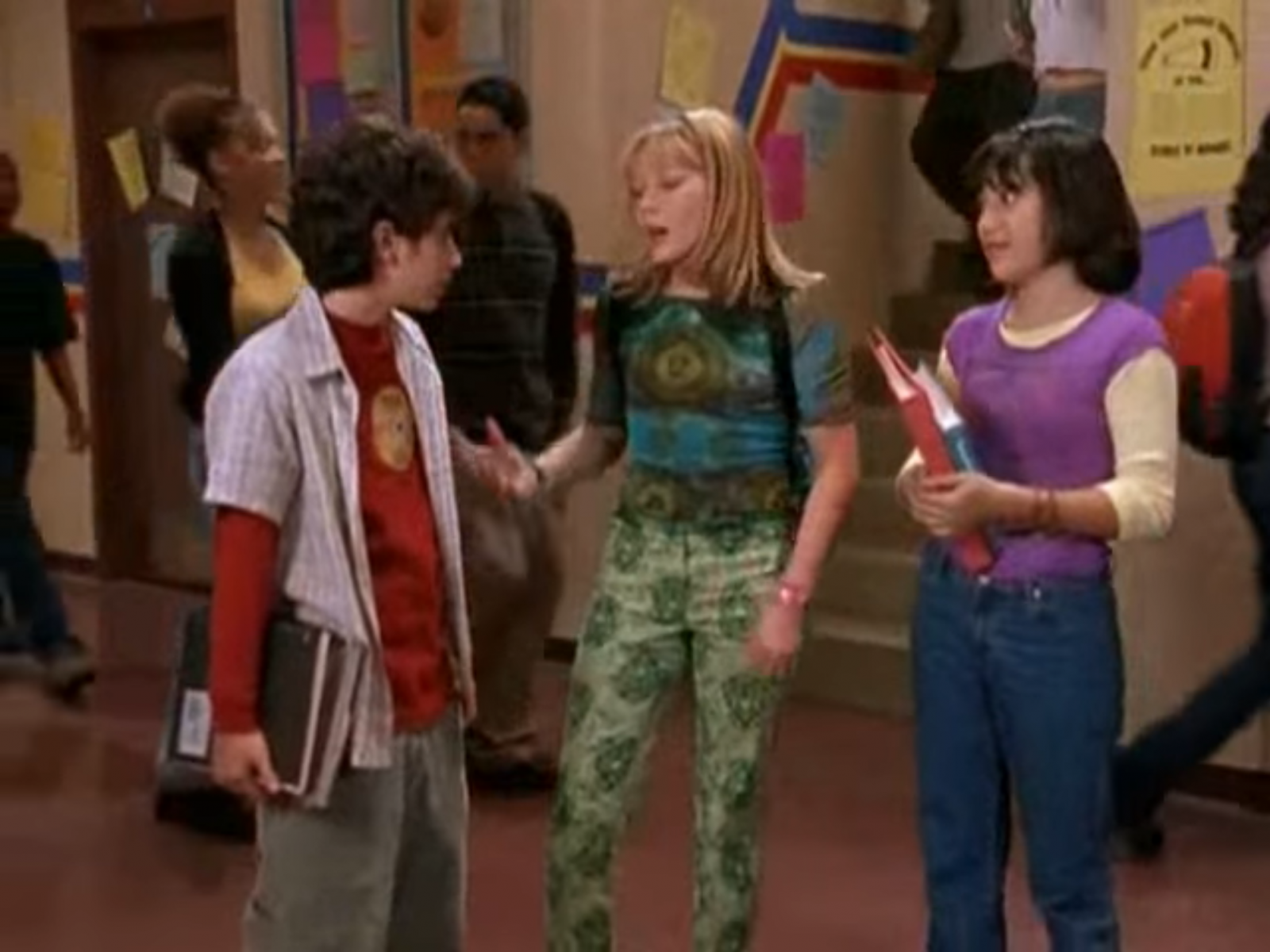 The Clash Featuring Lizzie McGuire