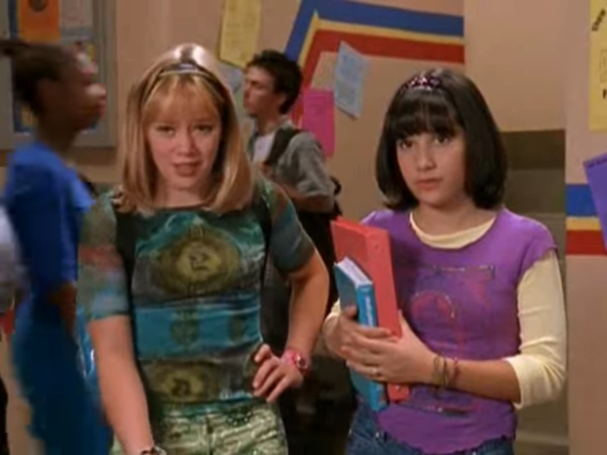 A Closer Look at Lizzie's Outfit Repetition in Lizzie McGuire Episode 106: Jack of All Trades